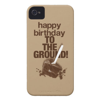 To the Ground iPhone 4 Cover