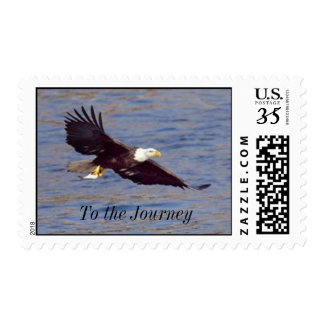 To the Journey Postage Stamps