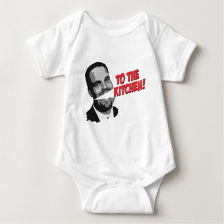 To The Kitchen Woman! Baby Bodysuit