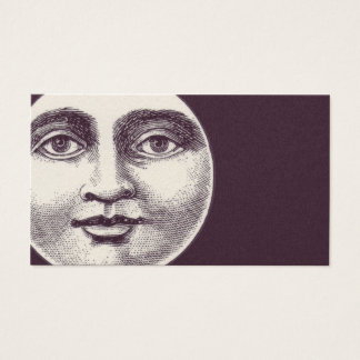 To the Moon and Back Business Card