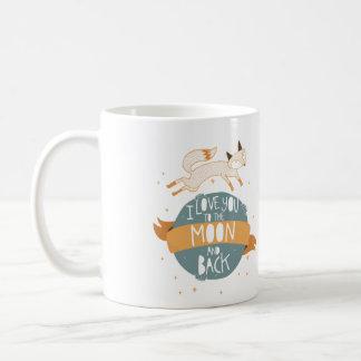 """""""To the moon and back"""" Coffee Mug"""