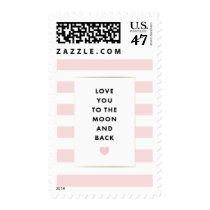 To the Moon and Back Postage