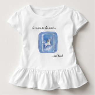 To the Moon and Back Toddler T-shirt