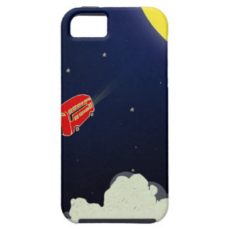To the moon iPhone SE/5/5s case