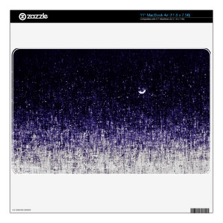 """""""To The Moon"""" laptop skin"""