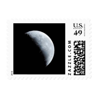 To the Moon Postage