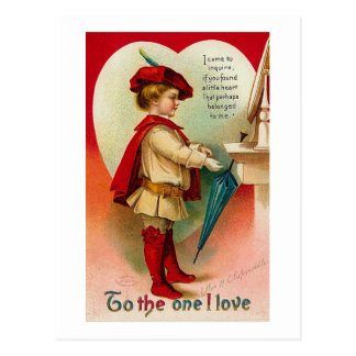 To the One I Love (2) Postcard
