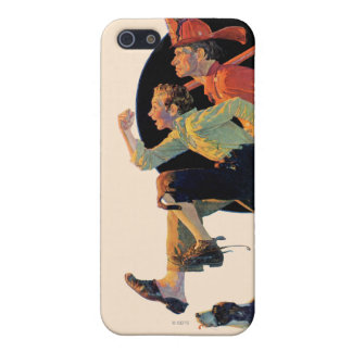 To the Rescue Cover For iPhone SE/5/5s