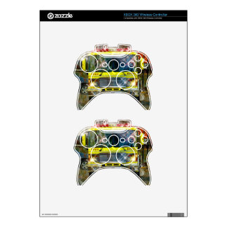 TO THE RESCUE Emergency Fire Truck Device Skin Xbox 360 Controller Decal