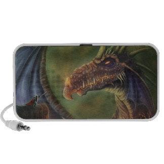 to the rescue! fantasy dragon speakers