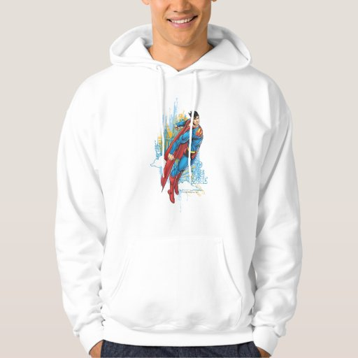 To the Rescue Hooded Pullover