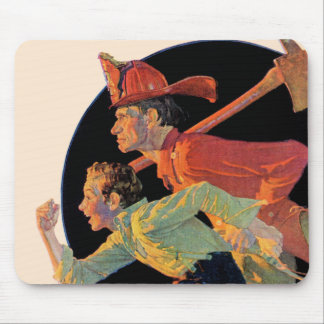 To the Rescue Mouse Pad
