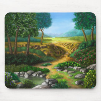 To The River Mouse Pad