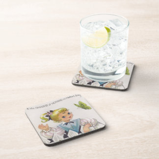 To the Sweetest of Mothers Coaster