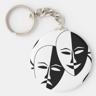 To the Theatre! Keychain