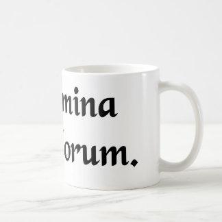 To the thresholds of the Apostles Coffee Mug