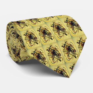 To the Unknown Voice by Kandinsky Tie