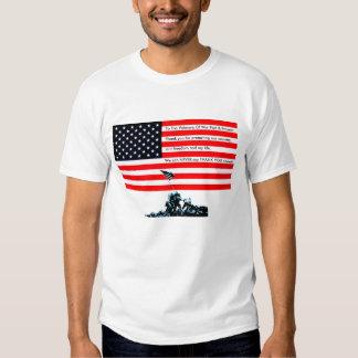 To The Veterans Of War Tee Shirt