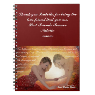 To Thine Own Self Be True Spiral Notebook