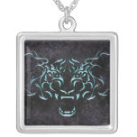 to tiger personalized necklace