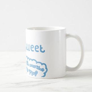 To Tweet or Not to Tweet Coffee Mug