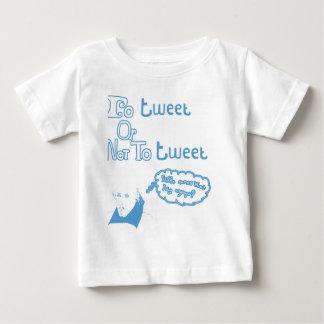 To Tweet or Not to Tweet Shirt