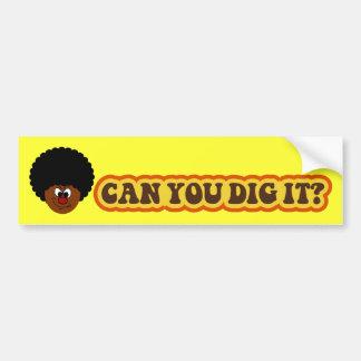 To Understand and Appreciate Bumper Sticker