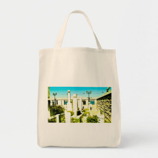 To very sacred pleases tote bag