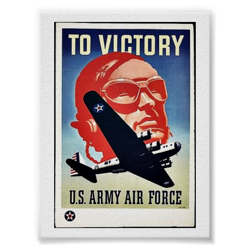 To Victory Poster