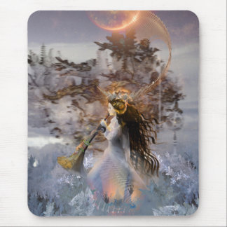 to winter solstice vertical mouse DAP Mouse Pad