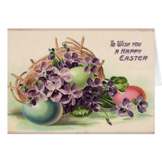 To Wish You A Happy Easter - Card