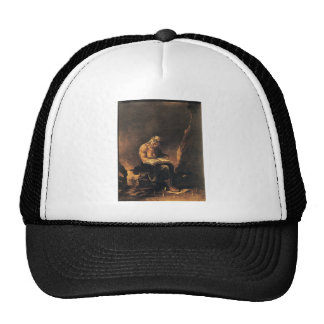 To Witch - Salvatore Rosa (1646) Trucker Hats