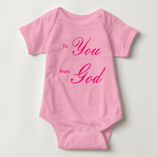To: You, From: God Infant Creeper