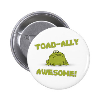 Toad-ally Awesome Button