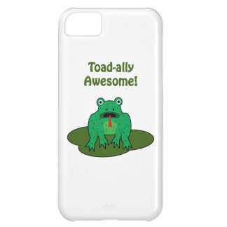 Toad-ally Awesome Case For iPhone 5C
