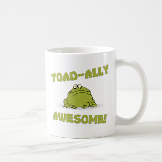Toad-ally Awesome Coffee Mug