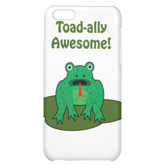 Toad-ally Awesome iPhone 5C Covers