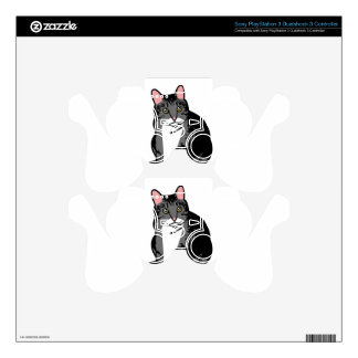 Toad Cat PS3 Controller Skins