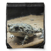 Toad Drawstring Backpack