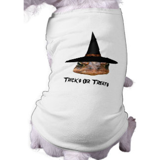 Toad Face Witch Hat Halloween Shirt
