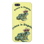 Toad Frog Prince in Disguise iPhone 5 Covers
