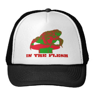 Toad Mesh Hats