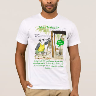 toad- in- the -hole.com T-Shirt