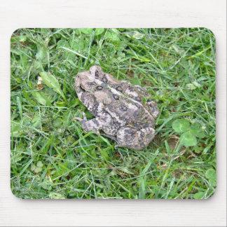 Toad Mousepad