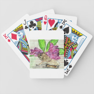 Toad-o-dendron Bicycle Playing Cards