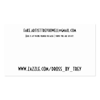 Toad-o-dendron Business Cards