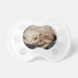 Toad Baby Pacifiers