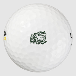 Toad Pack Of Golf Balls