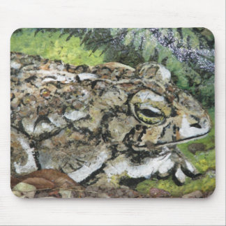 Toad Painting Mouse Pad