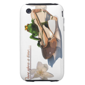 Toad Prince iPhone 3 Tough Case